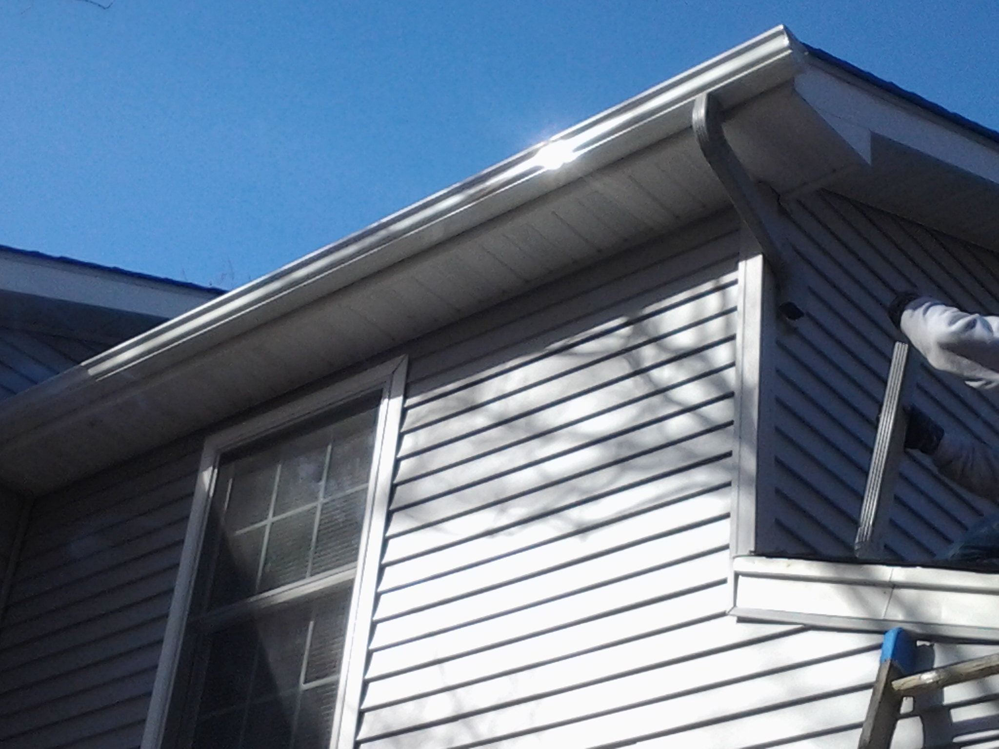 Seamless gutters south jersey gutters gutter guard for New gutters